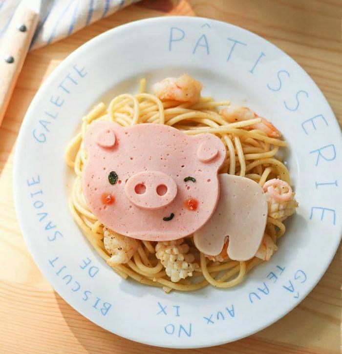32 Ideen für lustiges Kindergeburtstag Essen