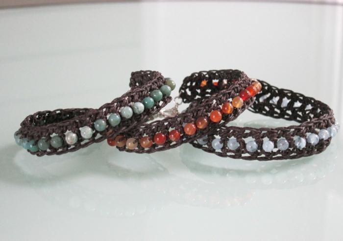 Schmuck-basteln-Armreife-Perlen