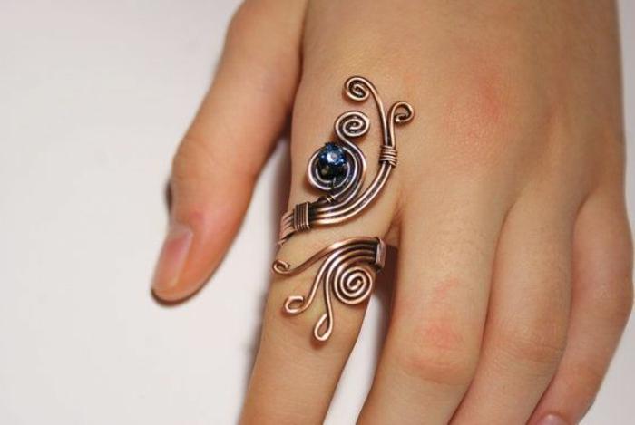 Schmuck-basteln-Hand-ring