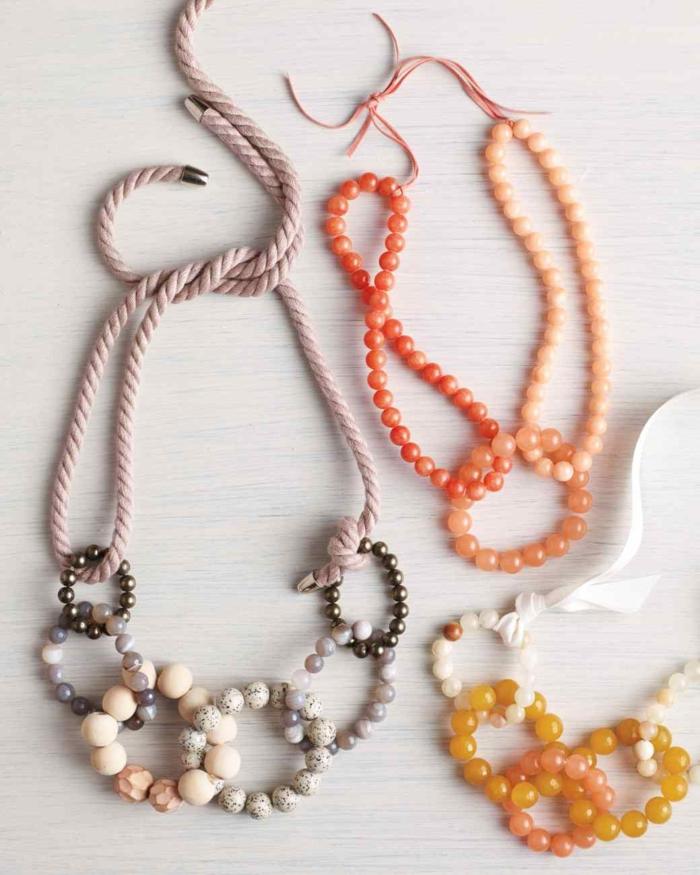 Schmuck-basteln-perlschnurförmig-bunt