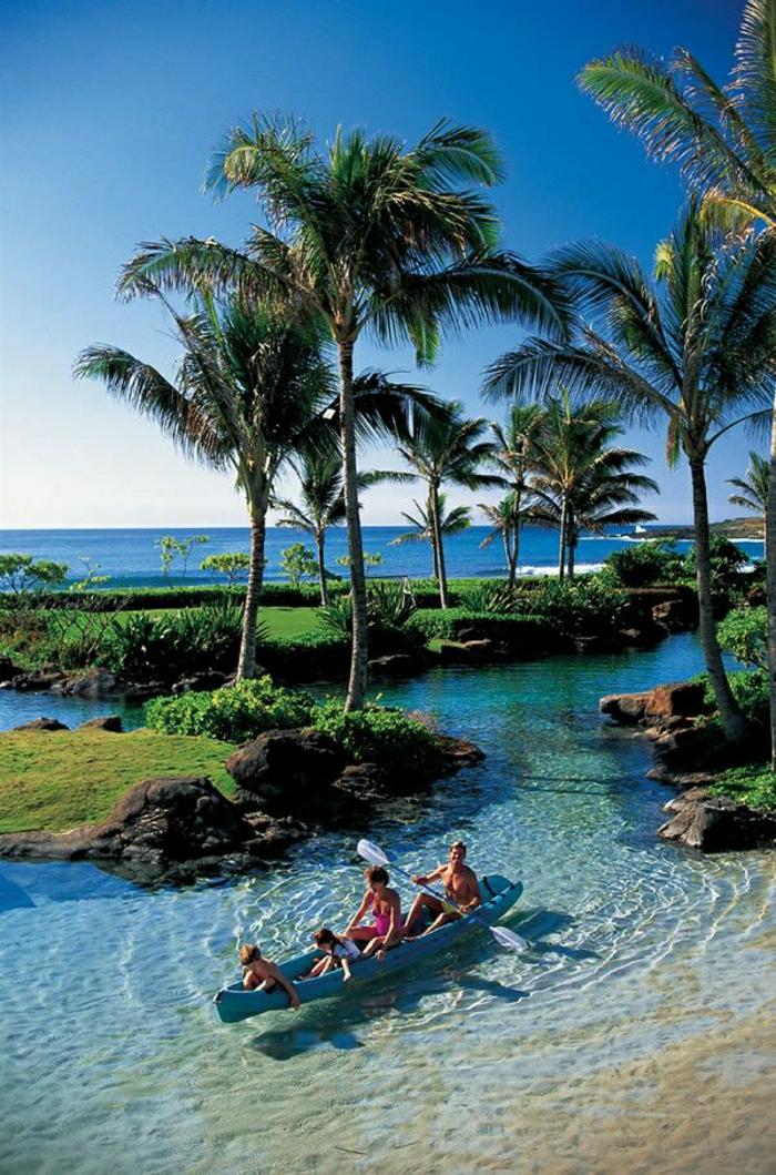 Spa-Urlaub-Hawaii-Boot-Abenteuer-Kristallwasser-exotische-Reise