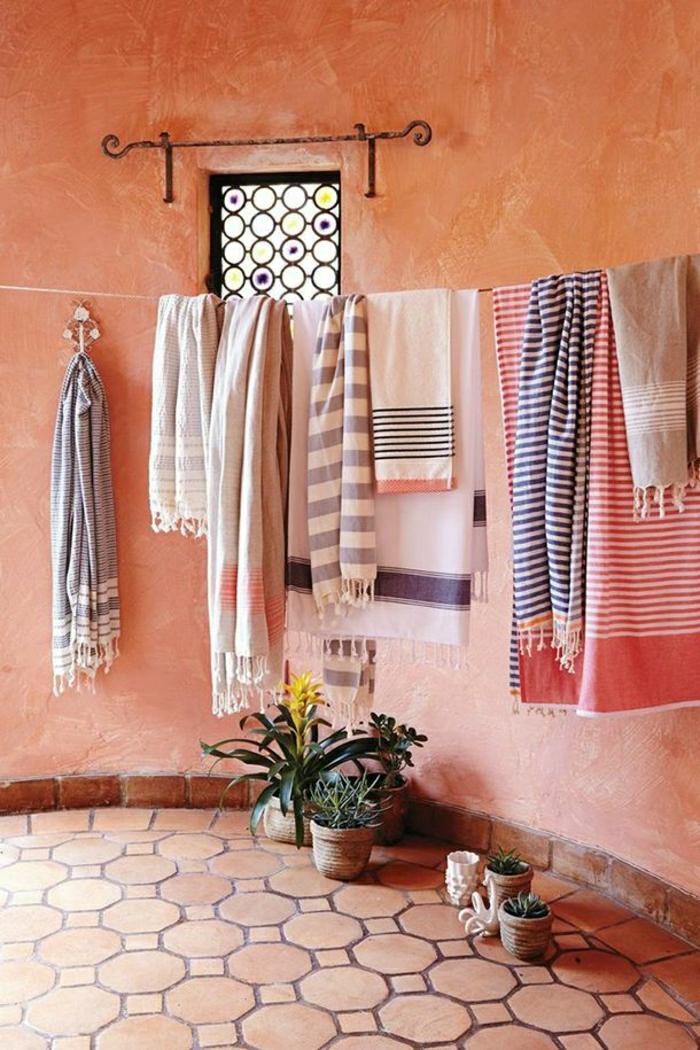 Strandtücher-Textil-arabischer-Stil