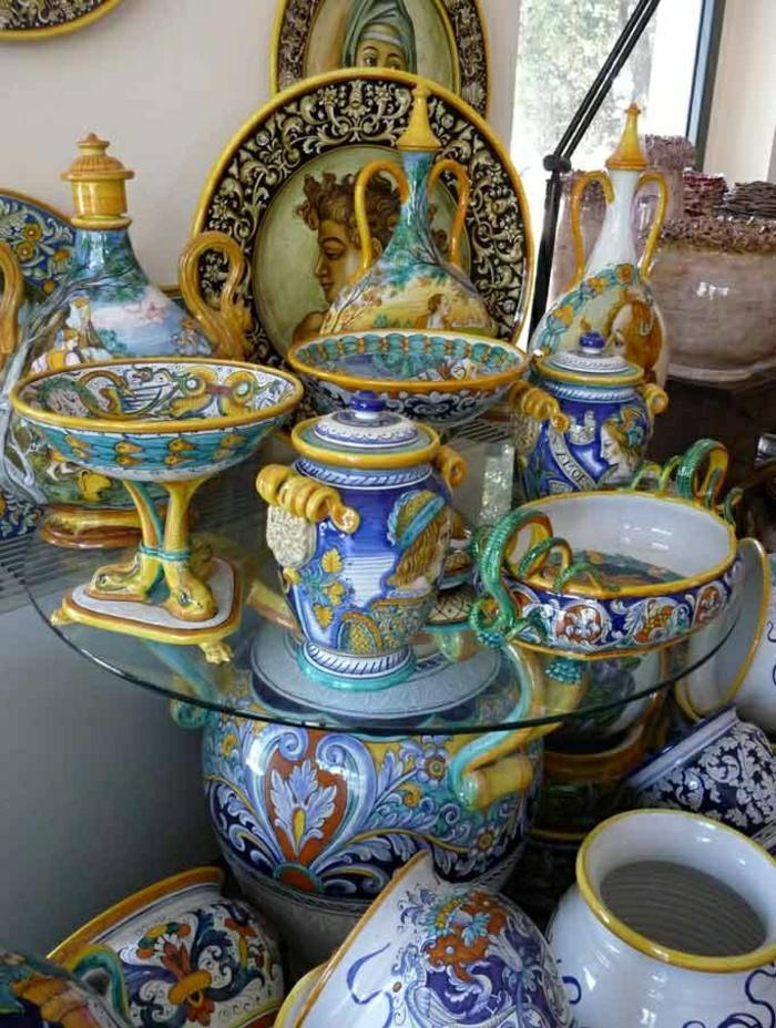 Töpferei-italienische-Keramik-Künstler-Francesca-Niccacci
