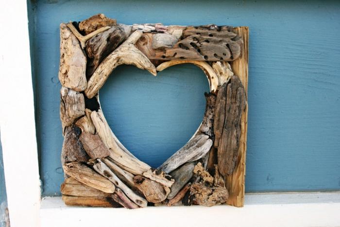 Treibholz-Rahmen-Herz-romantisch