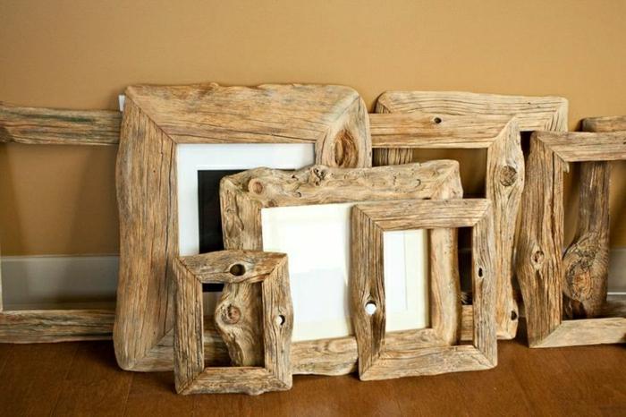 Bilderrahmen Holz Rustikal treibholz bilderrahmen für ihre speziellen erinnerungen archzine