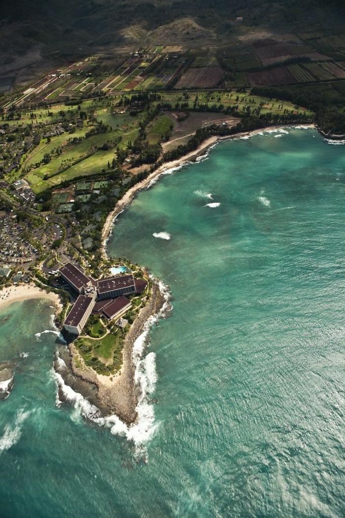 Turtle-Bay-Hawaii-Inseln-atemberaubende-Sicht