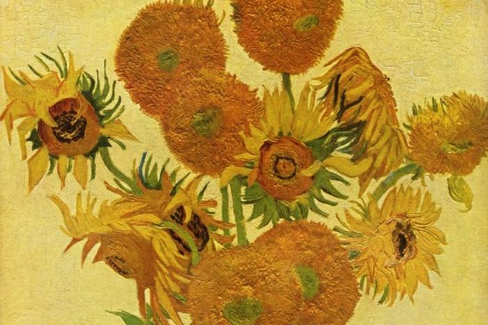 Vincent-van-Gogh-Sonnenblumen-Bild-berühmt-Kunst