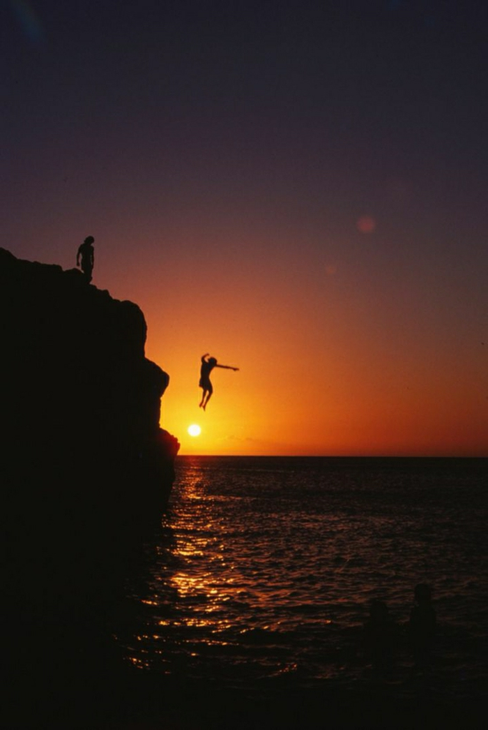 Waimea-Park-Big-Island-Hawaii-schwimmen-springen-extrem
