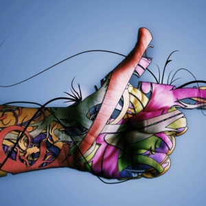 Abstrakte Kunst: 60 einmalige Bilder!
