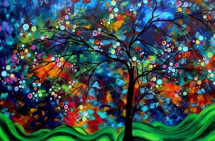 abstrakte-kunst-super-schöne-bunte-farbschemen