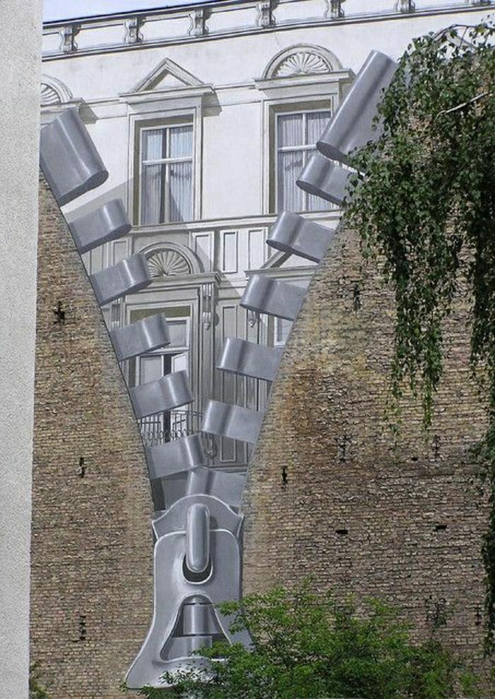 aristokratisches-Gebäude-Graffiti-Bilder-Zipp-Baum