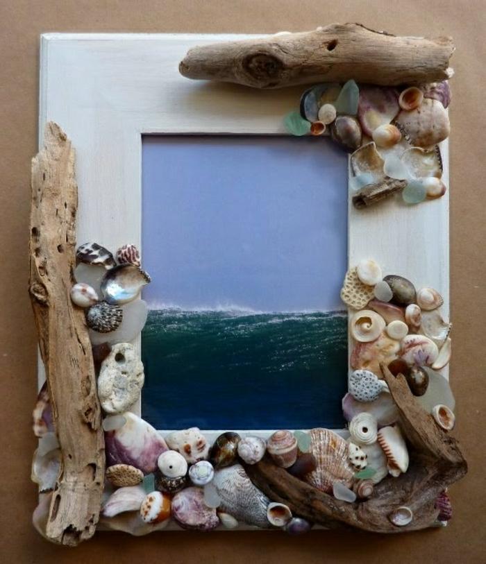Craft Glass Framed Photo