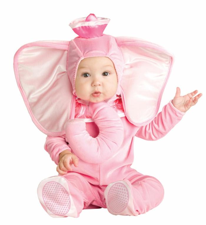 baby -kleidung-elefant-kostüm