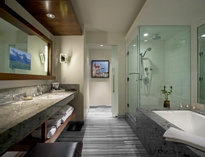 30 Vorschläge, wie Sie Ihr Badezimmer gestalten können