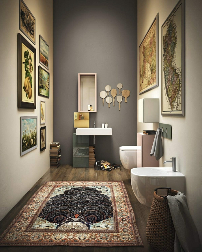 30 vorschl ge wie sie ihr badezimmer gestalten k nnen - Badezimmer gestalten ...