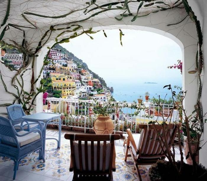 40 neue ideen f r balkon dekoration for Mediterrane dekoartikel
