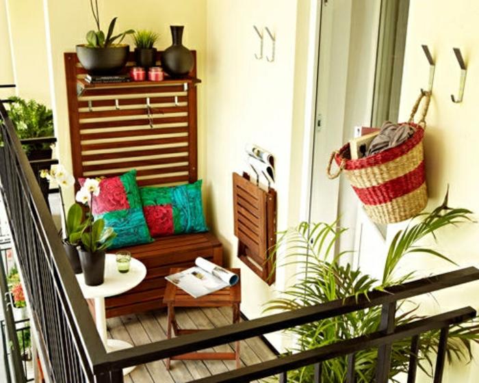 40 neue ideen für balkon dekoration!   archzine.net