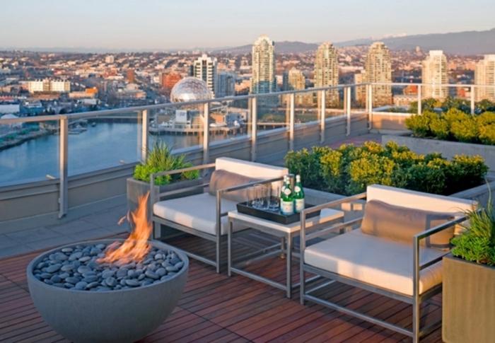 40 neue ideen für balkon dekoration! - archzine, Garten seite