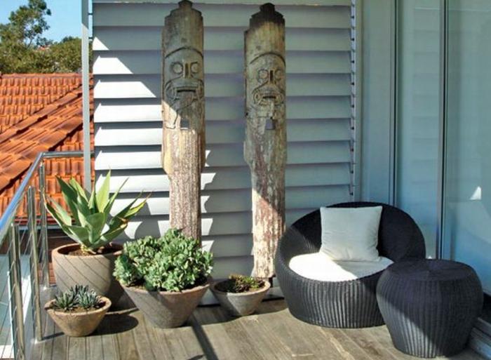 Balkon Asiatisch Gestalten 40 neue ideen für balkon dekoration archzine