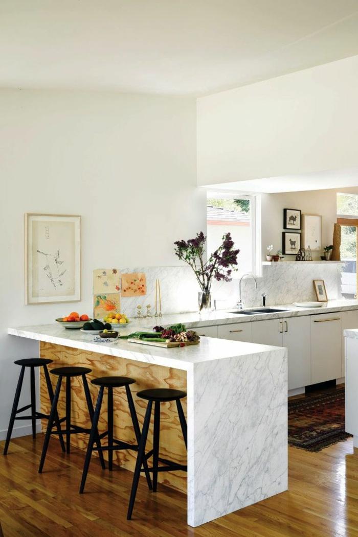 schlafzimmer buche welche wandfarbe ~ kreative deko-ideen und ... - Beispiele Modernes Wohnen Schlafzimmer Boxspringbett Leder