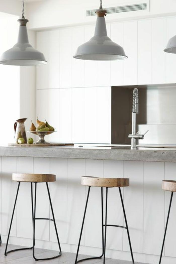 Der barstuhl aus holz ein cooler teil des interieurs for Design barstuhl