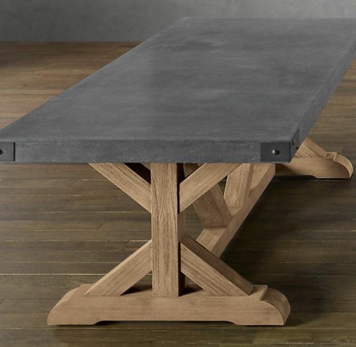 Beton Tisch Atemberaubende Gestaltung