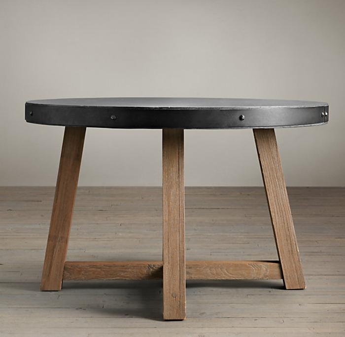 Beton tisch die neueste innovation der innenarchitektur for Tisch bild von ivy design