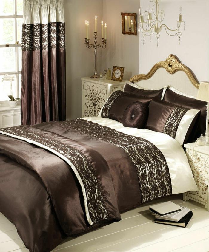 Bettwäsche in braun schaffen gemütlichkeit!   archzine.net
