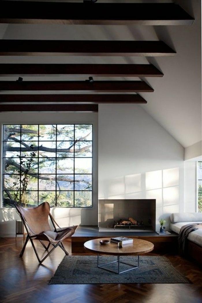 wohnzimmer braun weiß streichen – Dumss.com