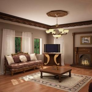 Braunes Wohnzimmer: 35 super Ideen!