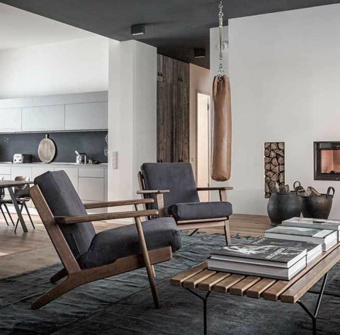 schöne wohnzimmer farbe:Wohnzimmer streichen – 106 inspirierende Ideen