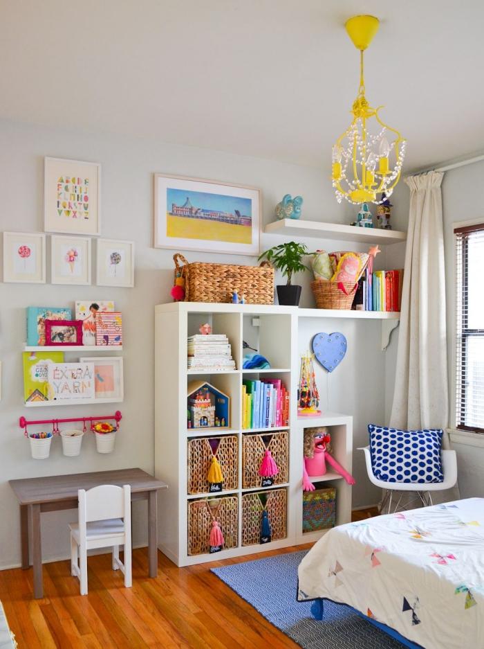 deko für kinderzimmer, mädchenzimmer dekorieren, ordnung schaffen, jugenszimmer ideen