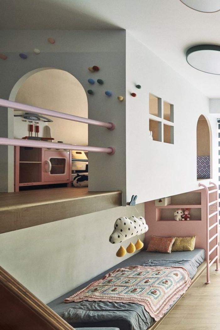 deko für kinderzimmer, wolke und regen, jugendzimmer dekorieren, kinderzimmereinrichtung