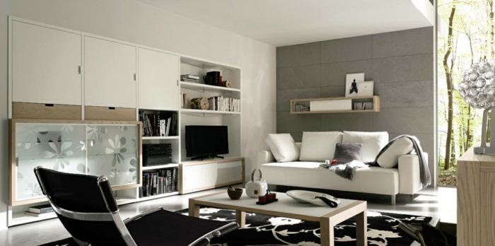 dekoration-im-wohnzimmer-graues-design