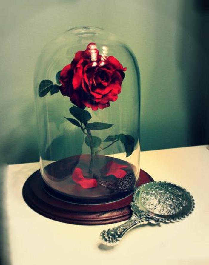 die-schöne-und-das-beast-rote-schöne-rose