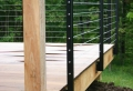 Edelstahl Zaun für eine schicke Außengestaltung!