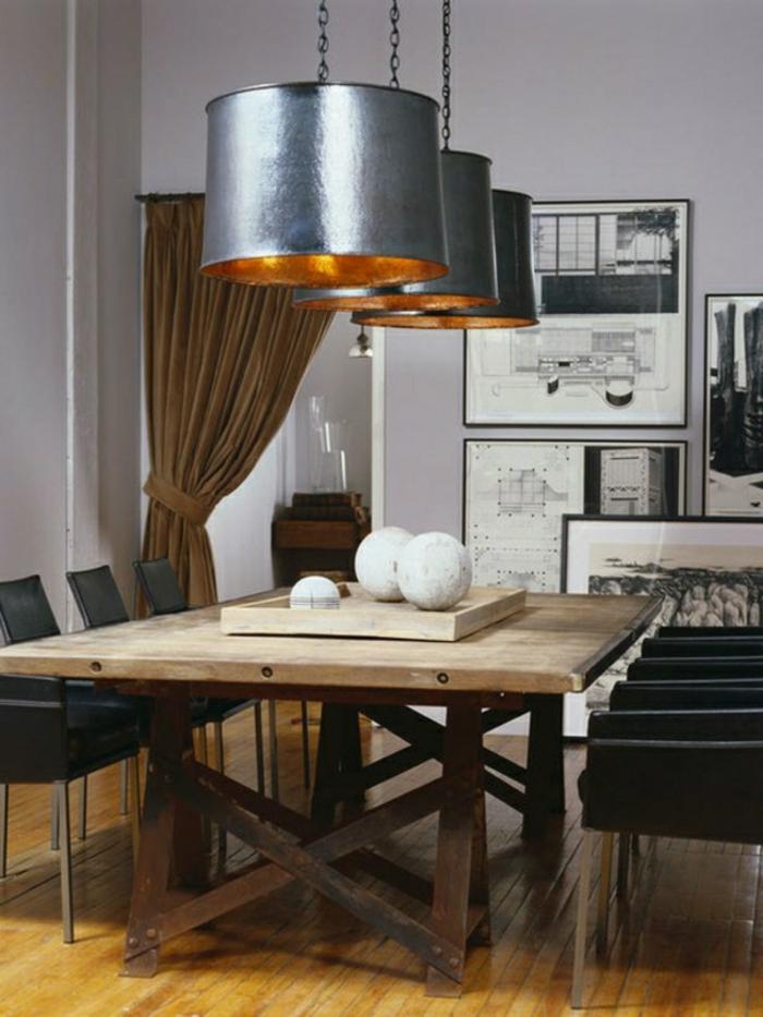 70 coole esstischlampen zum inspirieren! - archzine, Esstisch ideennn