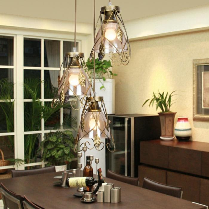Wunderbar Esstisch Lampen Tolles Modell Design
