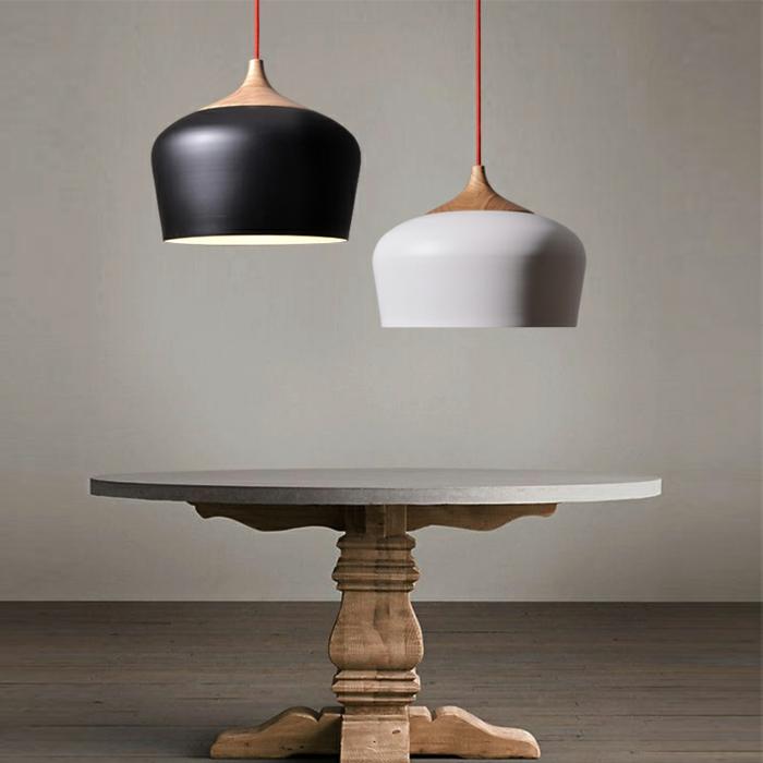 esstisch lampen schwarz