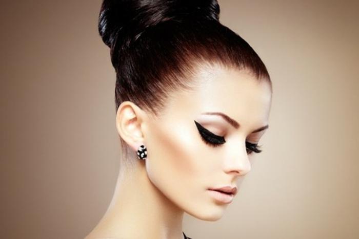 frisuren-für-abiball-schönes-make-up