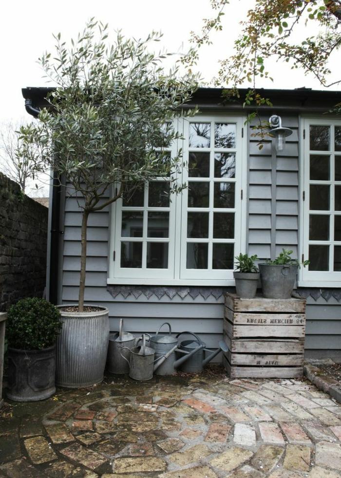 metall gartenhaus bauen. Black Bedroom Furniture Sets. Home Design Ideas