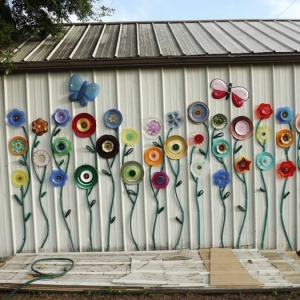25 tolle Fotos von Gartenhaus aus Metall!