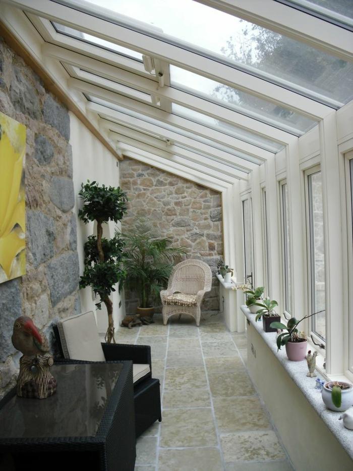 44 tolle bilder von glaswand terrasse - Glaswande innen ...