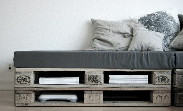 wohnzimmer couch aus paletten bauen sie ein schlafsofa