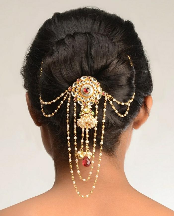 indischer-Schmuck-Haar-Accessoire