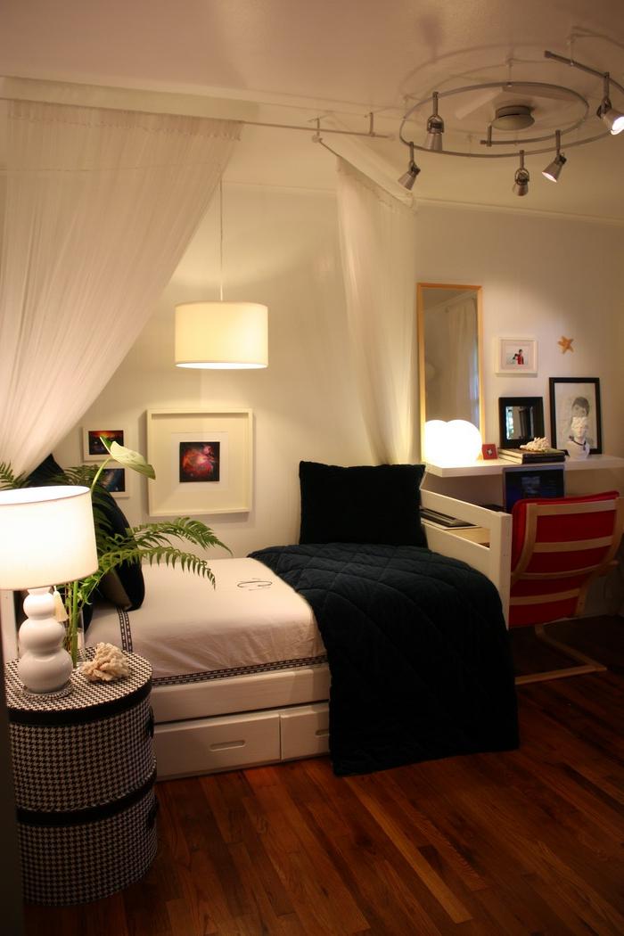 Kleines Schlafzimmer einrichten: 30 super Ideen