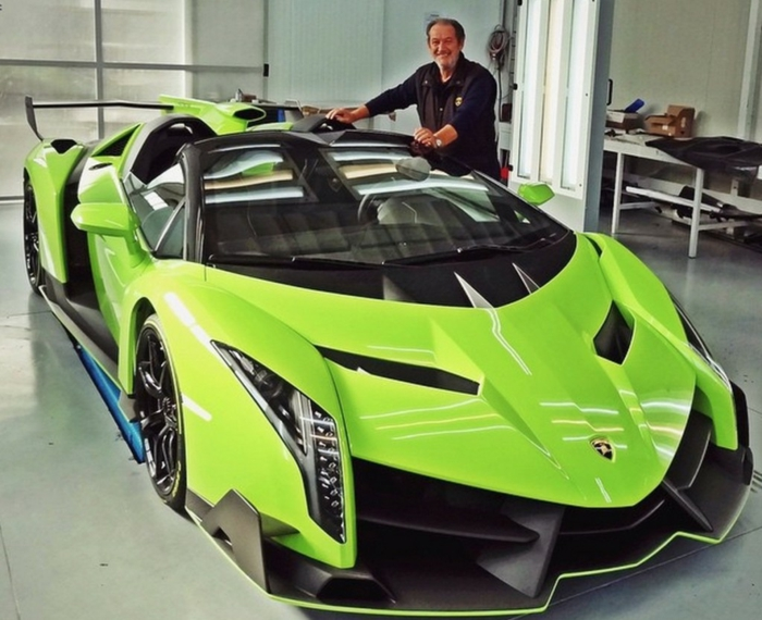 lamborghini-bilder-sportwagen-in-grün