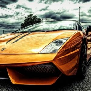 50 einmalige Lamborghini Bilder!
