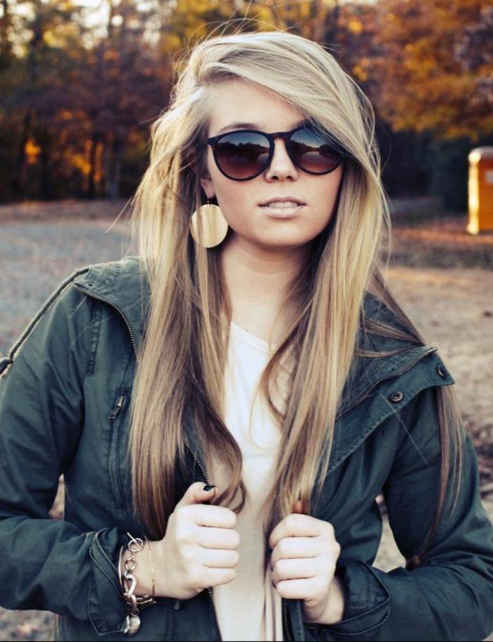 Lange glatte Haare sind immer im Trend! - Archzine.net
