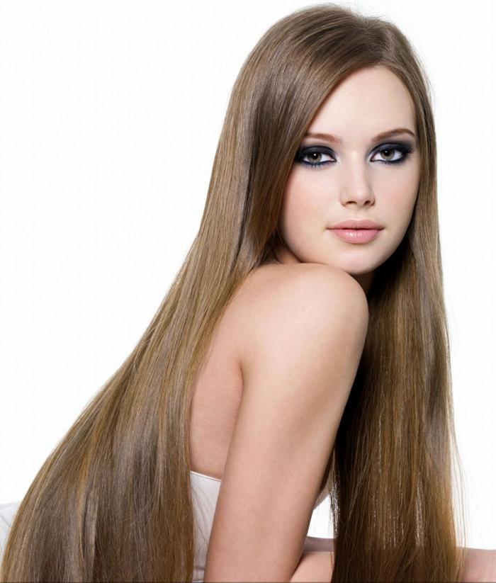 Braune haare mädchen 15 jahre hübsches hübsches mädchen